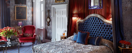 Ashford Castle room 326