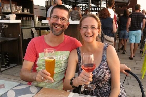 David and Corinne Pruden