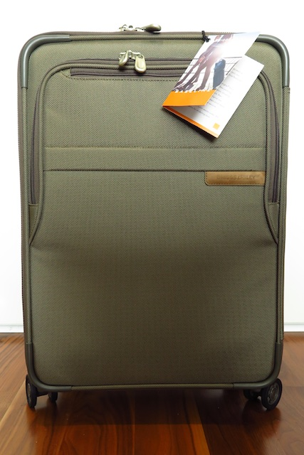 Briggs & Riley Baseline Domestic Carry-On Expansion Spinner