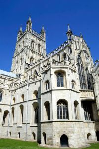Gloucester Cathedral. Courtesy Visit Britain.