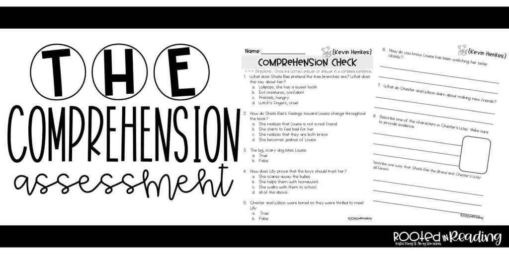 2nd Grade Reading Comprehension Assessment