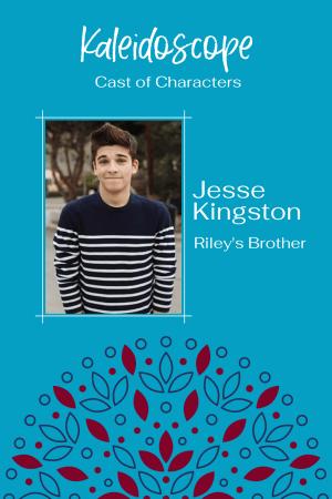 Jesse Kingston - Kaleidoscope by Amy LeTourneur