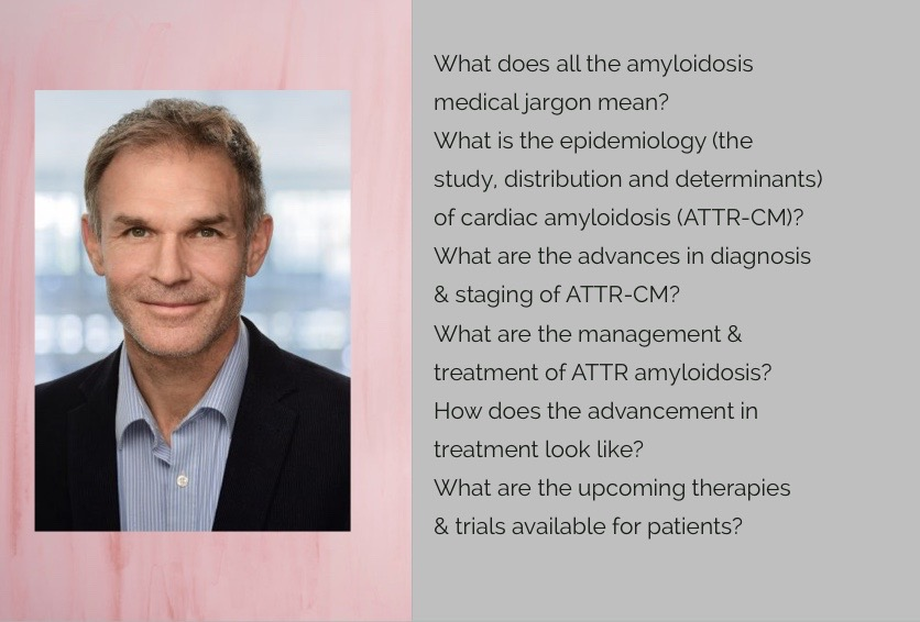Cardiomyopathy in TTR Amyloidosis by Professor Julian Gilmore (May 13, 2020)