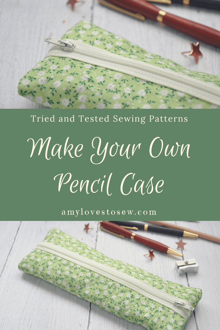 Make Your Own Pencil Case