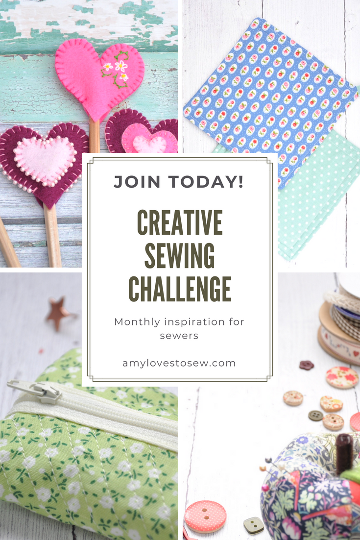 Creative Sewing Challenge