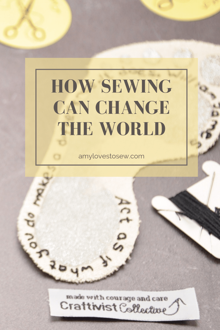 How sewing can change the world
