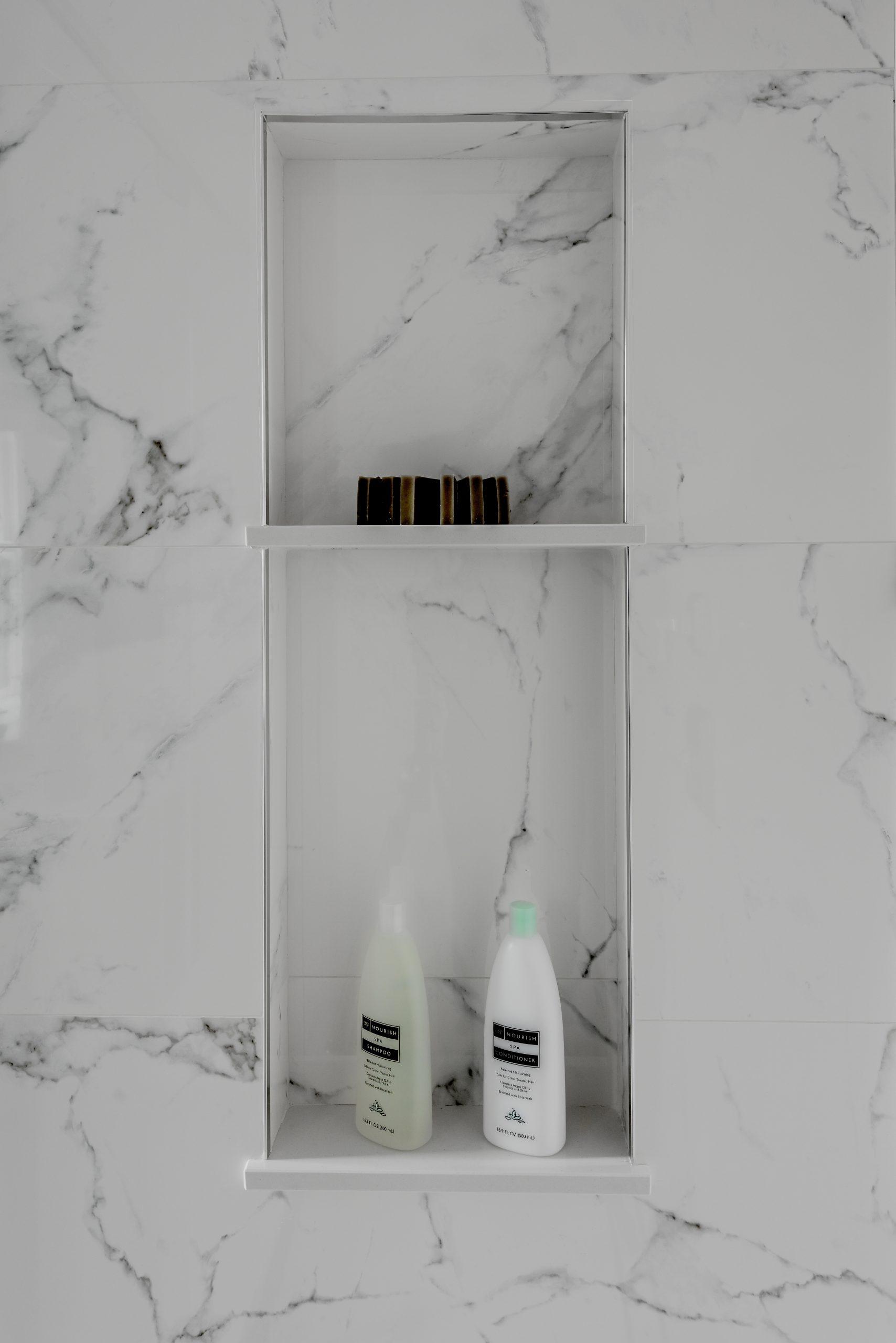 tile edge bullnose or schluter