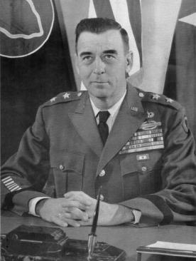Maj. Gen. Edwin Walker.  Photo by U.S. War Department