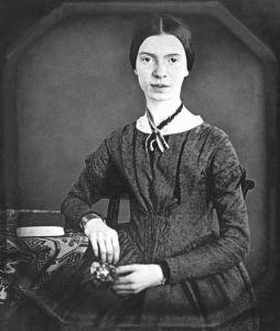 Emily Dickinson in 1848