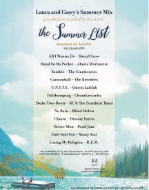 546 THE SUMMER LIST Playlist 465 x 603