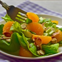 Southern Sides: Mandarin Orange Salad