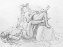 Life drawing 5, 2016