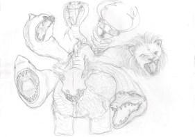Sketch for the KEOBHA, 2015