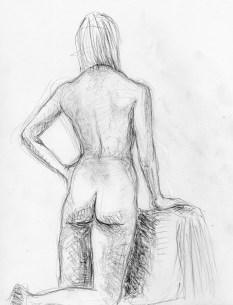 Life drawing 26, 2016