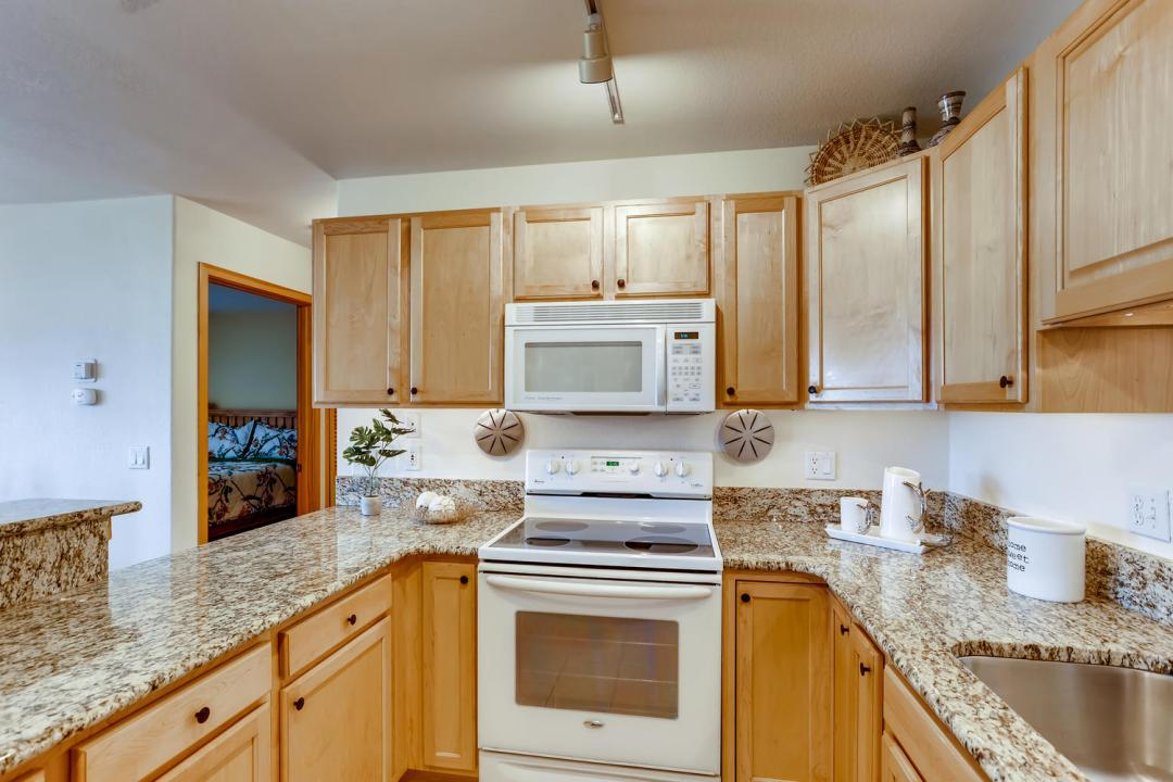 Wildernest Condo For Sale Kitchen