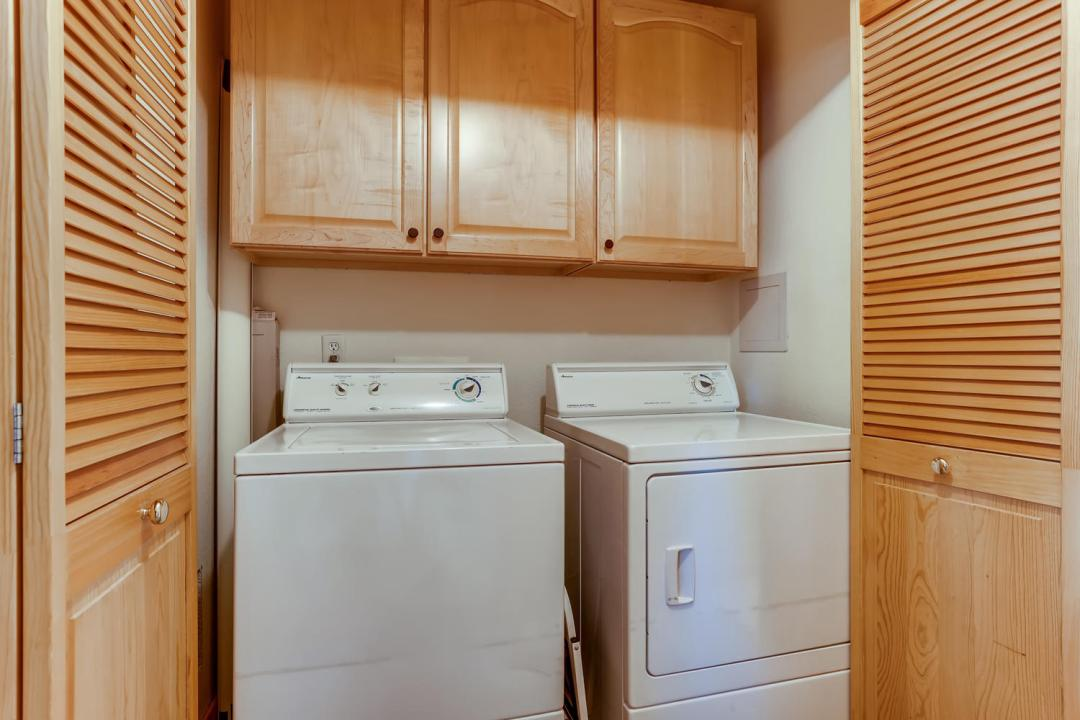Wildernest Condo For Sale Laundry Room