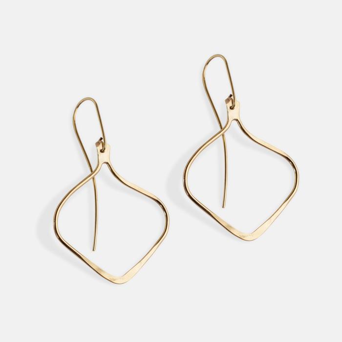 Amy Nordstrom - Bougainvillea Earrings