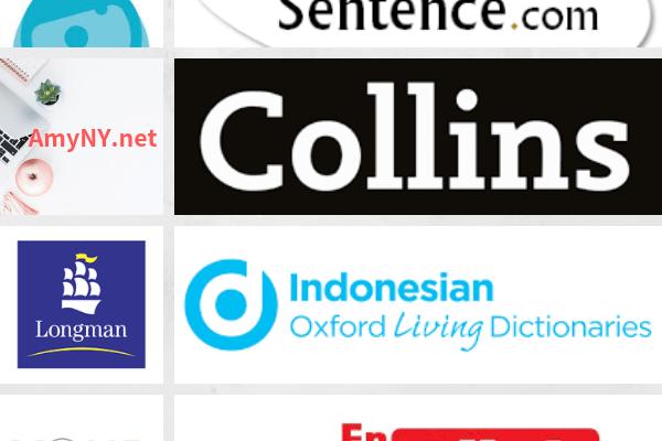 ブックマーク必須💡英語学習が楽しくなる♬使える語彙も自然に増えていくオンライン辞書を7つ厳選