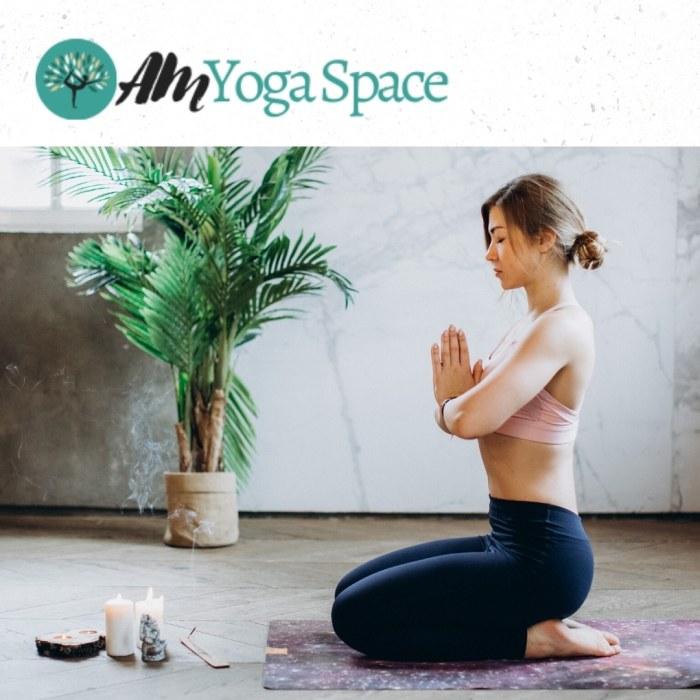 am yoga space yoga prayer