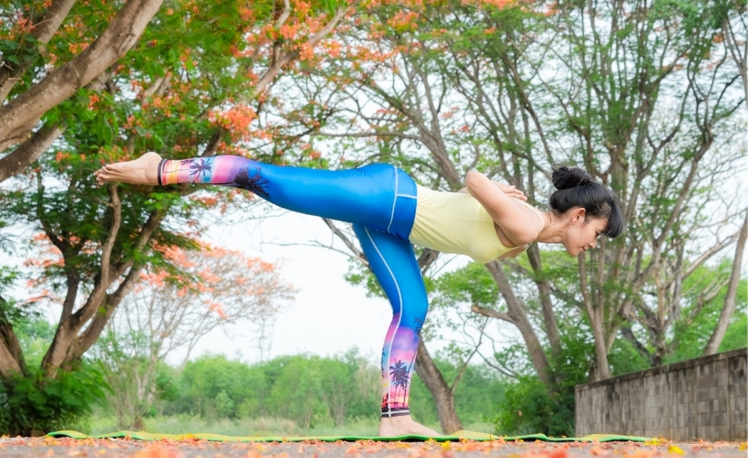 How to Use Yoga to Change Your Body