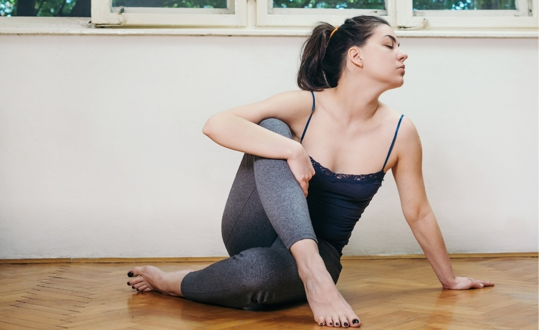 Post Workout Yoga Stretches For Sore Muscles