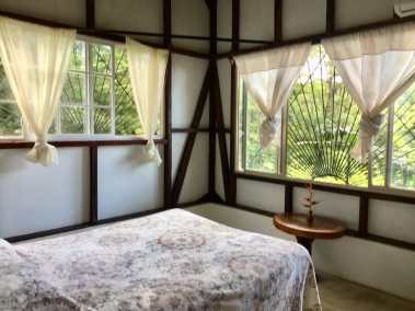 The Bedroom at Casa de Prakasa