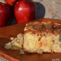 Norwegian Apple Cake Recipe