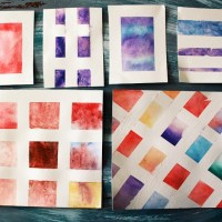 Watercolor Painters Tape