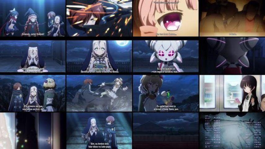 Anime - Mahou Shoujo Ikusei Keikaku - Episódio 05 - Legendado - Online