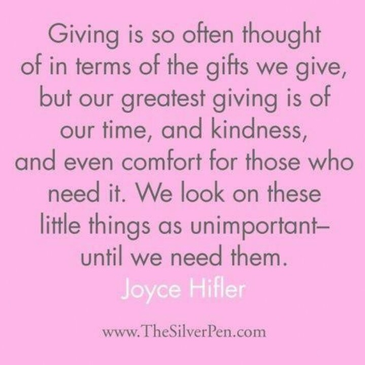 meaningful-gifts quote