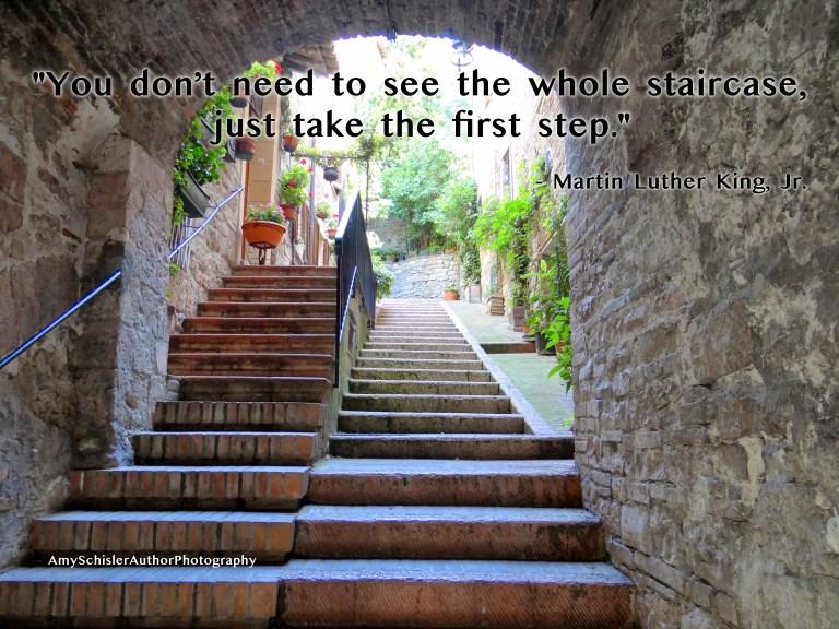 MLK Staircase