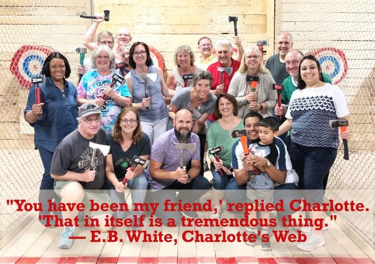 Charlotte's Web Friendship quote