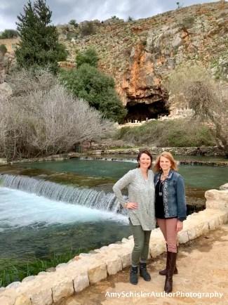 2020 Amy and Lisa at Jordan