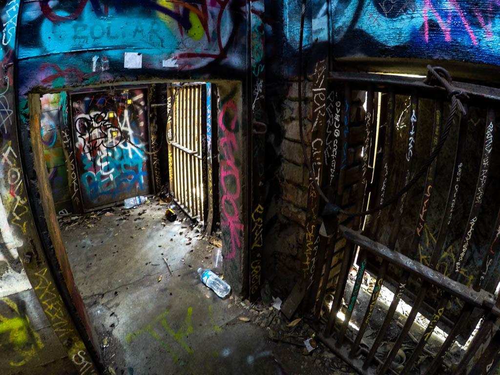 Abandoned Los Angeles Zoo Still Caging Dead Animal S Souls
