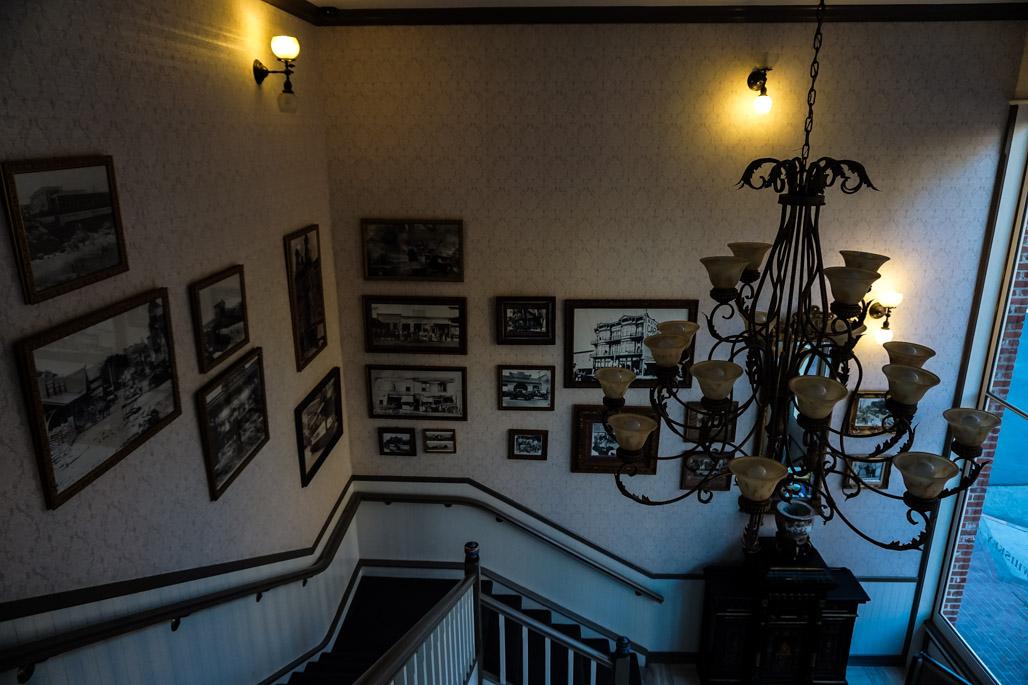 Victorian Era Inside Cemetery