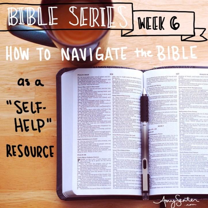 bible self help