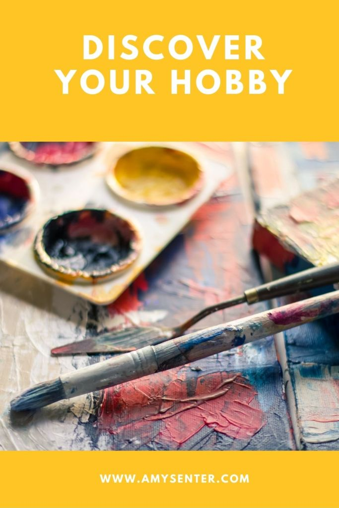 finding a hobby that's right for you