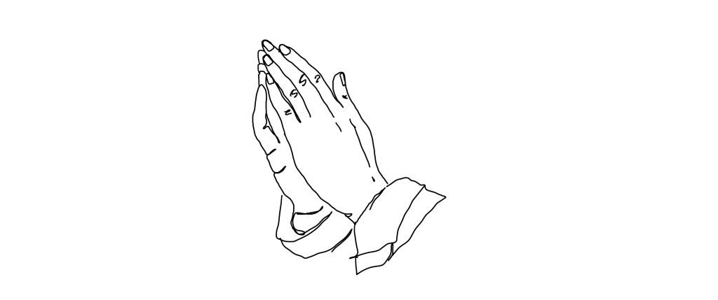 Prayer printable