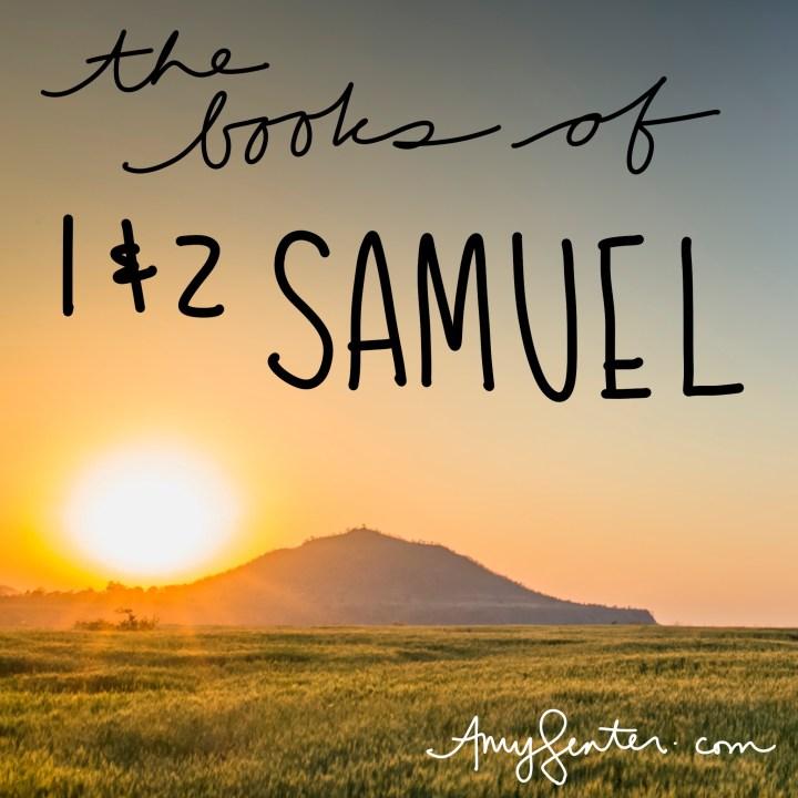 Study the Bible with this 1 & 2 Samuel Printable