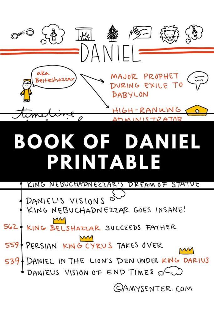 Book of Daniel in the Bible