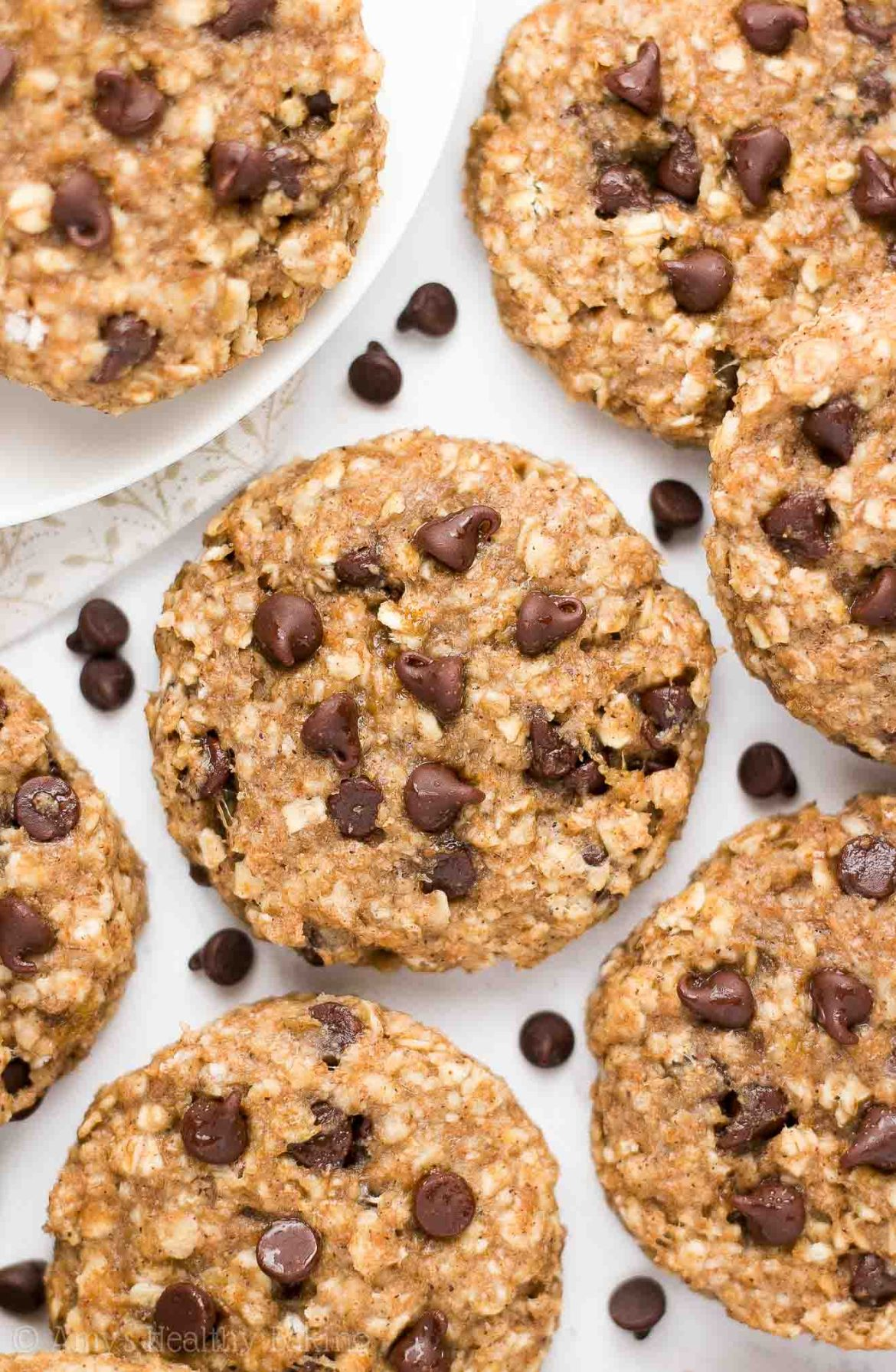 Image result for Banana oat cookies