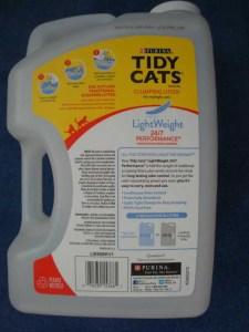 Tidy Cats Lightweight Litter