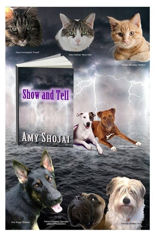 SHOW-TELL PET POSTER