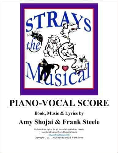 STRAYS, THE MUSICAL (Piano-Vocal Score)