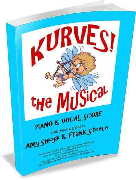 KURVES, THE MUSICAL: PIANO SCORE