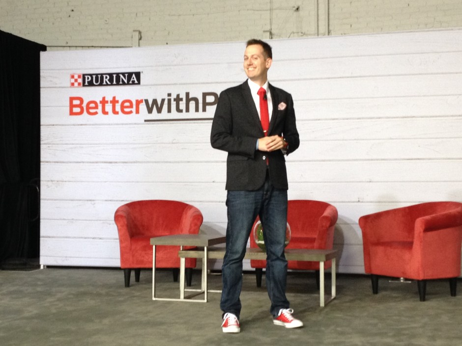 Purina Better With Pets Summit