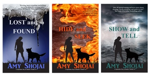 Amy Shojai thrillers