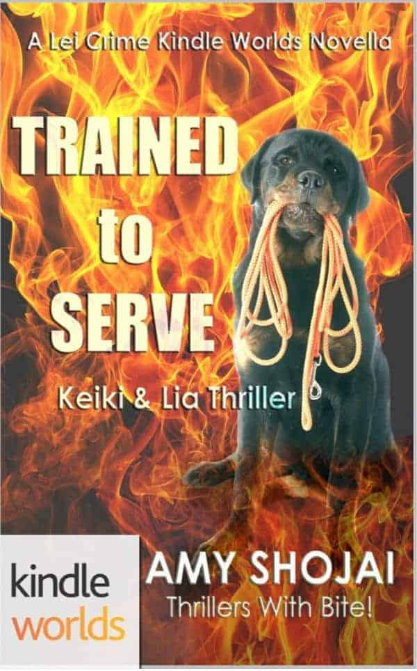 Trained To Serve book