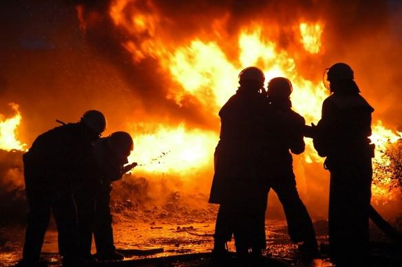 pet fire smoke inhalation