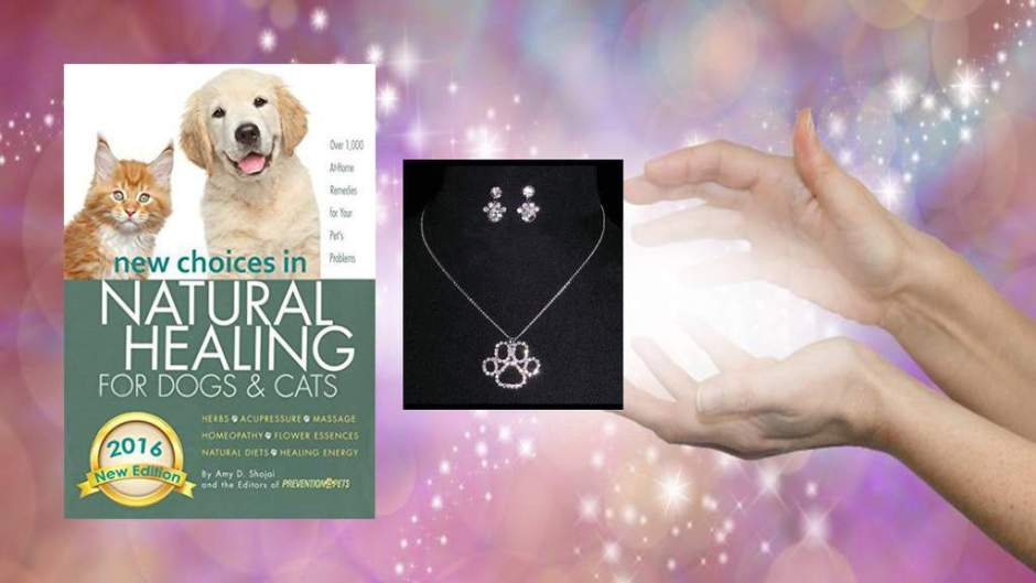 natural healing book give away